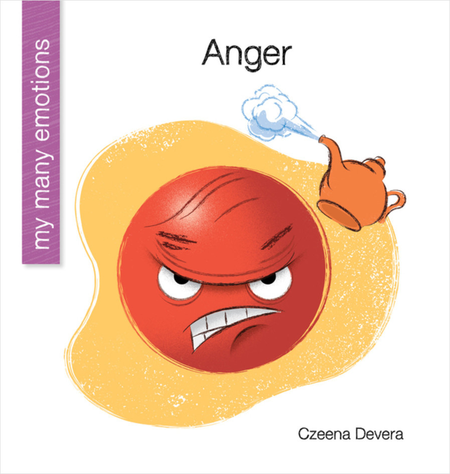 Cover: Anger