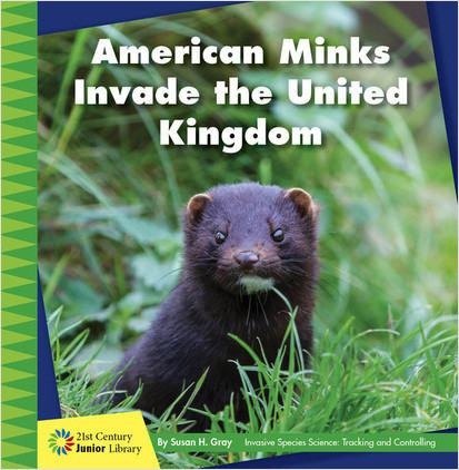 Cover: American Minks Invade the United Kingdom