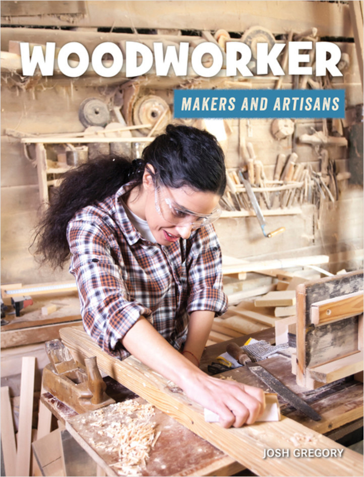 Cover: Woodworker