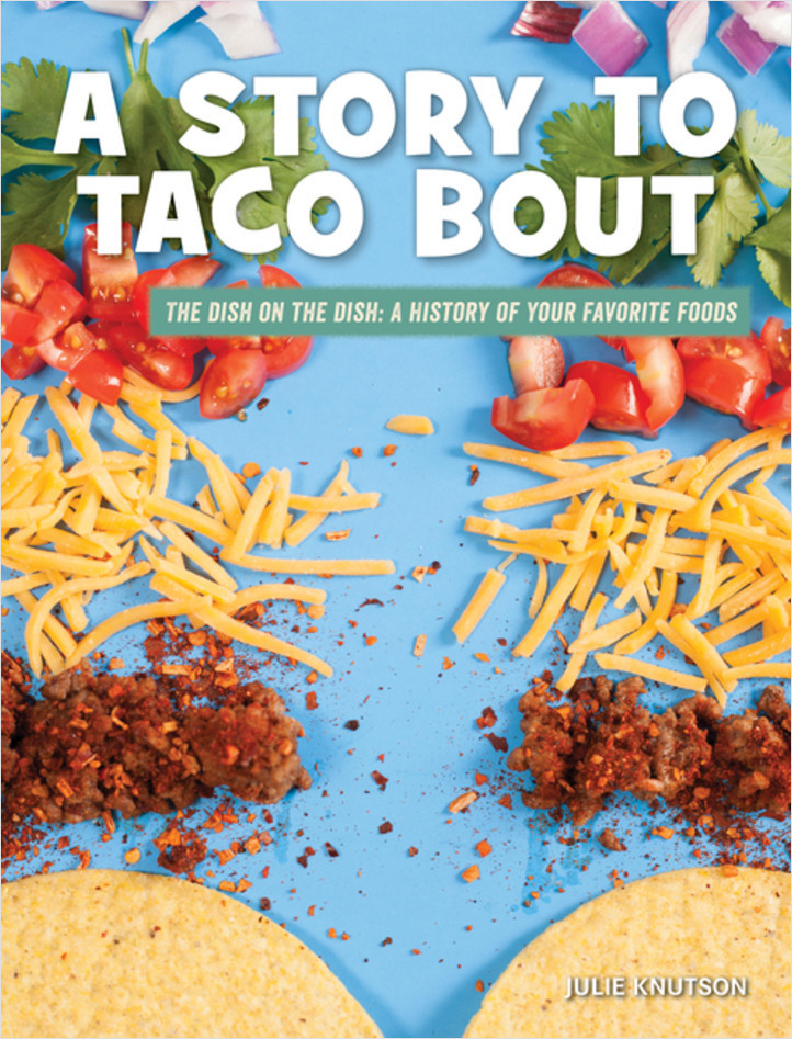 Cover: A Story to Taco Bout