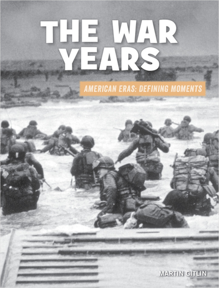 Cover: The War Years