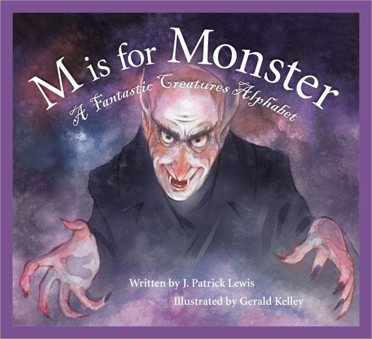 Cover: M is for Monster: A Fantastic Creatures Alphabet