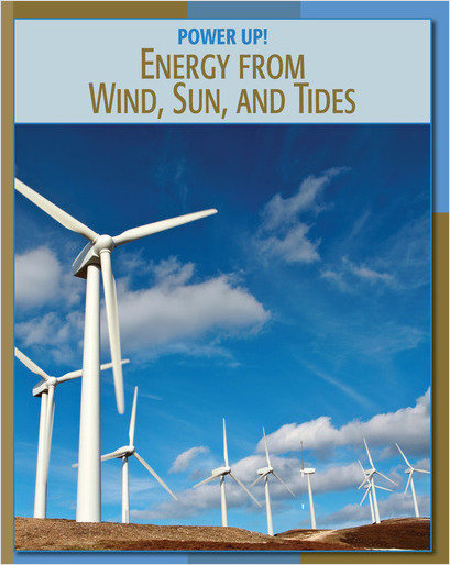 Cover: Energy from Wind, Sun, and Tides