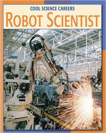 Cover: Robot Scientist