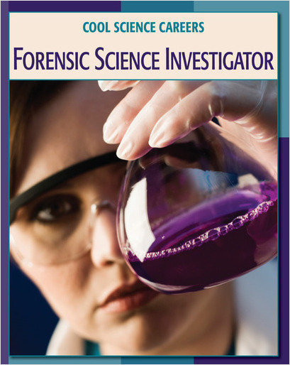 Cover: Forensic Science Investigator