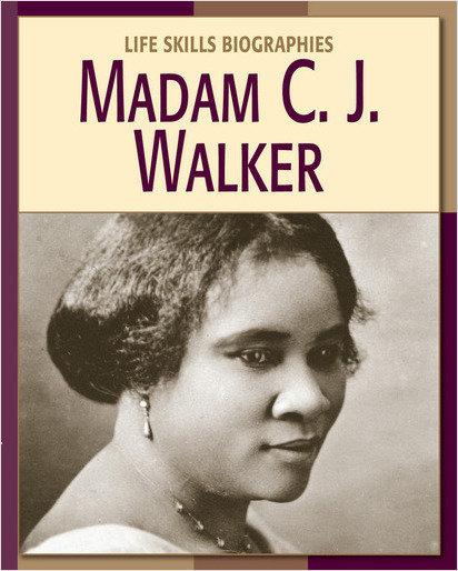 Cover: Madame C. J. Walker