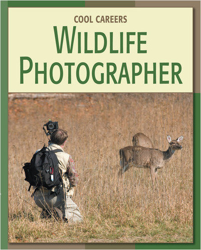 Cover: Wildlife Photographer