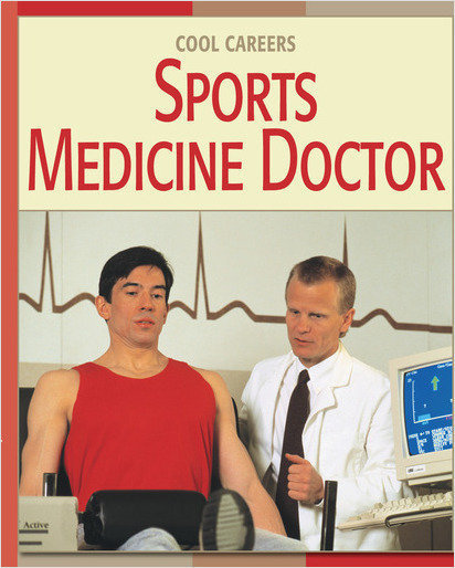 Cover: Sports Medicine Doctor