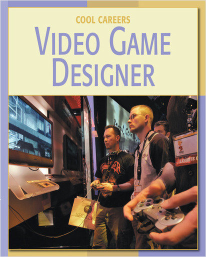 Cover: Video Game Designer