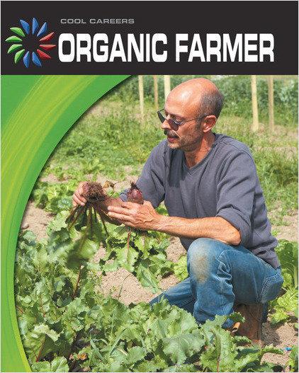 Cover: Organic Farmer