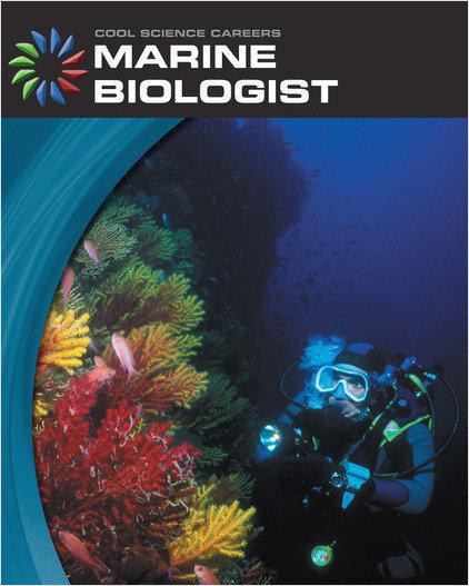 Cover: Marine Biologist