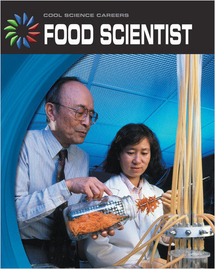 Cover: Food Scientist