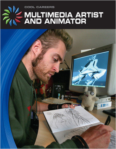 Cover: Multimedia Artist and Animator