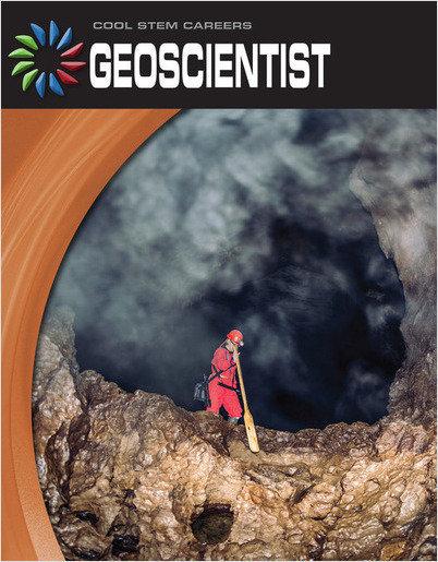 Cover: Geoscientist