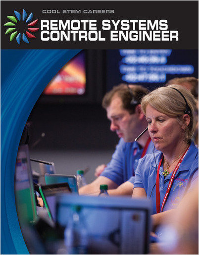 Cover: Remote Systems Control Engineer