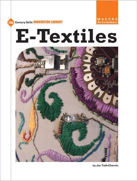 Cover: e-Textiles