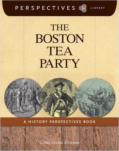Cover: The Boston Tea Party