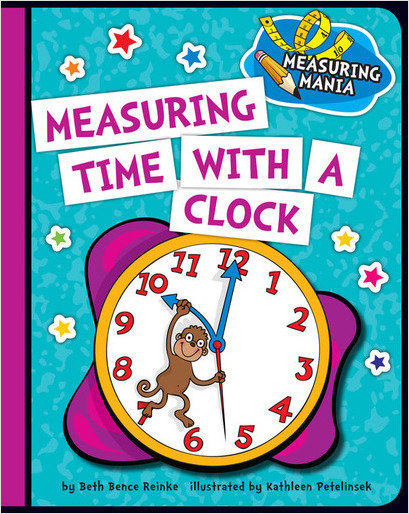 Cover: Measuring Time with a Clock