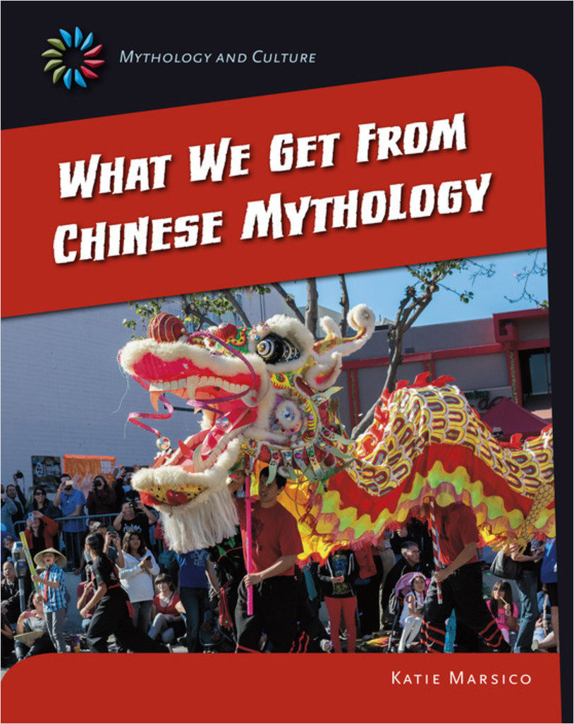 Cover: What We Get From Chinese Mythology