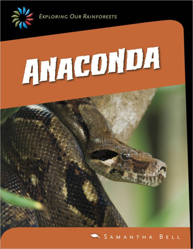 Cover: Anaconda