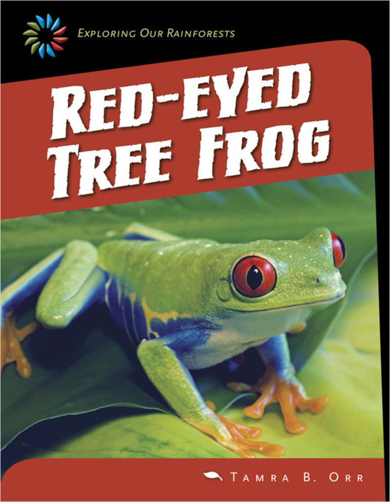 Cover: Red-eyed Tree Frog