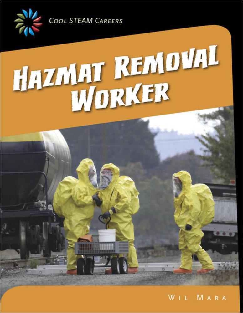 Cover: Hazmat Removal Worker