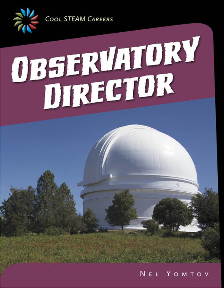 Cover: Observatory Director
