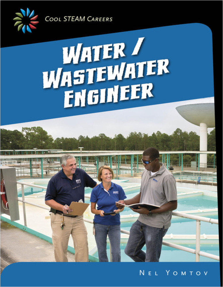 Cover: Water/Wastewater Engineer