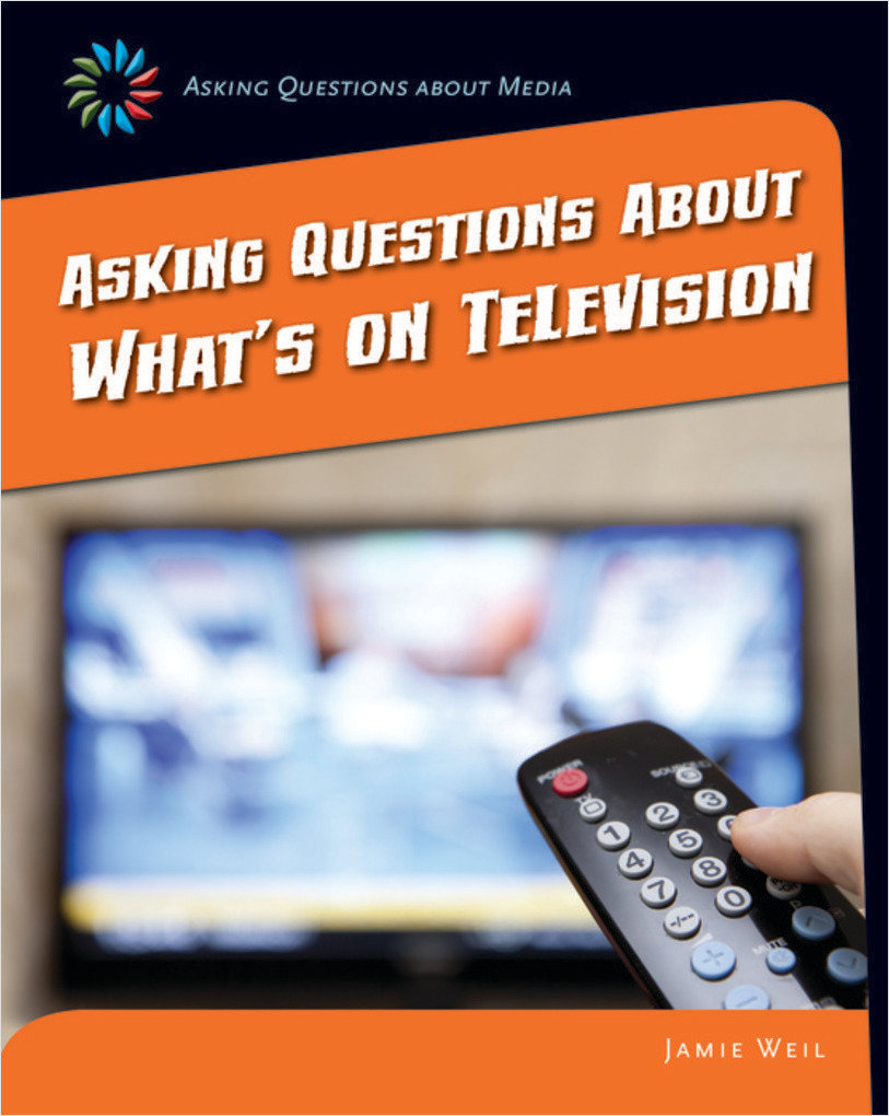 Cover: Asking Questions about What's on Television