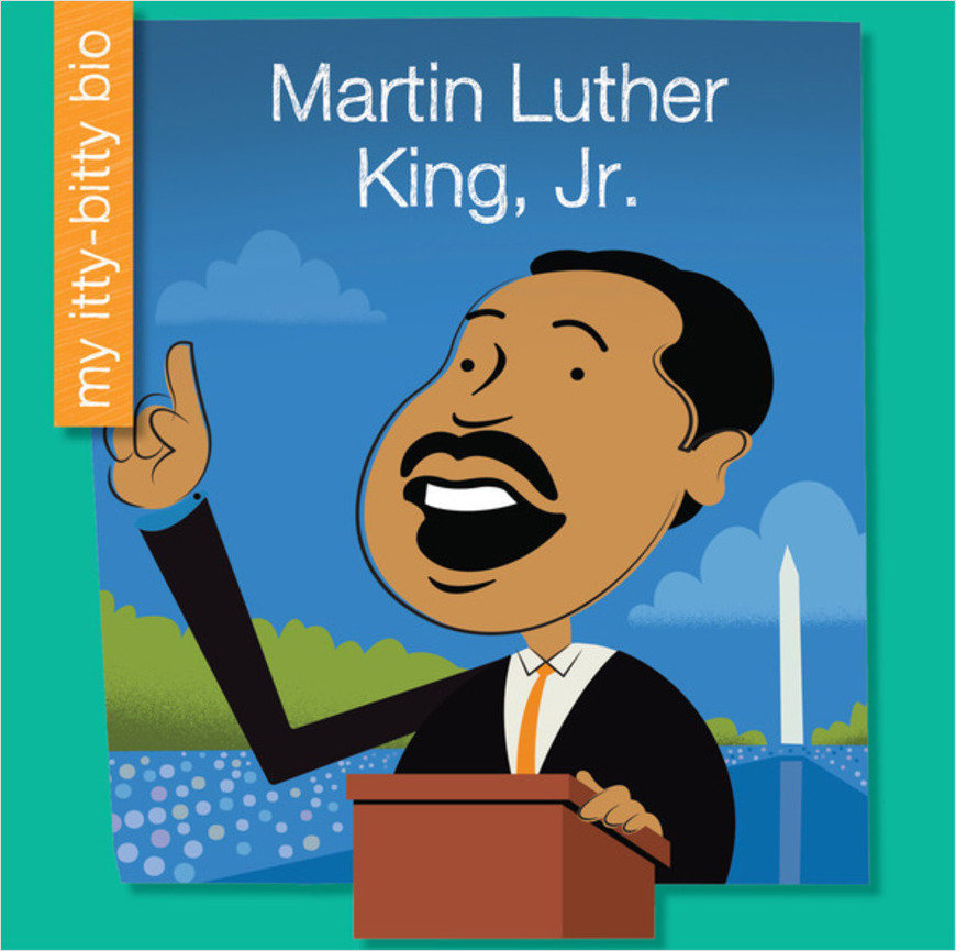 Cover: Martin Luther King, Jr.