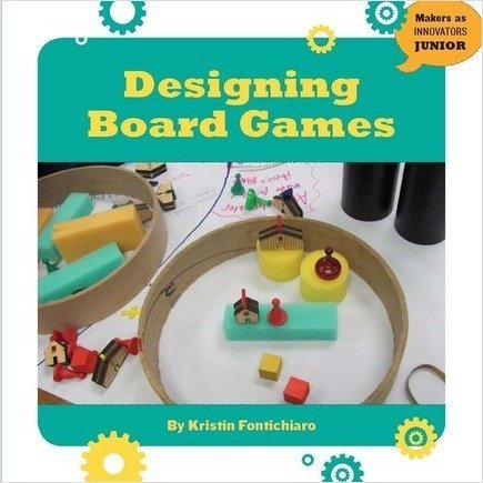 Cover: Designing Board Games