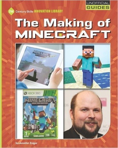Cover: The Making of Minecraft