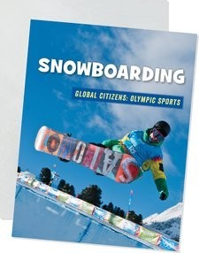 Cover: Global Citizens: Olympic Sports