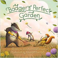 Cover: Badger's Perfect Garden