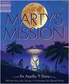 Cover: Marty's Mission