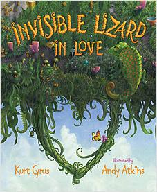 Cover: Invisible Lizard in Love