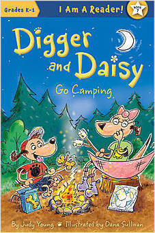 Cover: Digger and Daisy Go Camping