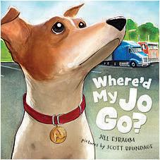 Cover: Where'd My Jo Go?