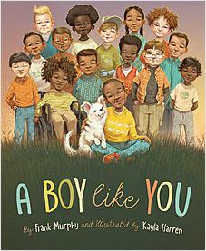 Cover: A Boy Like You