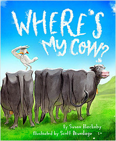Cover: Where's My Cow?