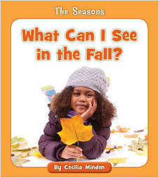 Cover: What Can I See in the Fall?
