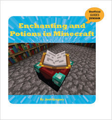 Cover: Enchanting and Potions in Minecraft