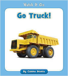Cover: Go Truck!