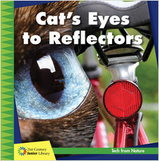 Cover: Cat's Eyes to Reflectors