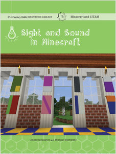 Cover: Sight and Sound in Minecraft: Art