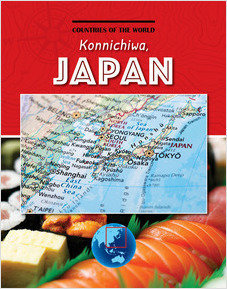 Cover: Konnichiwa, Japan