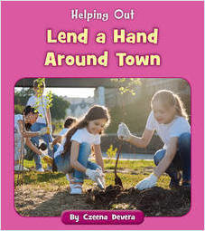 Cover: Lend a Hand Around Town