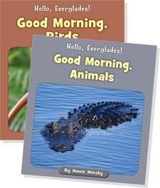 Cover: Hello, Everglades!