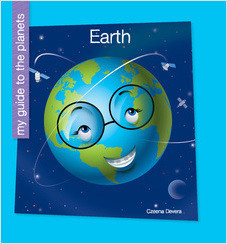 Cover: My Guide to the Planets