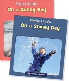 Cover: Playing Outside